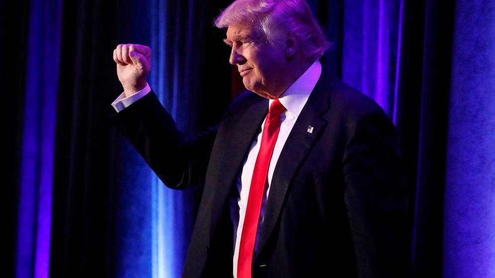 Foto: El recién elegido presidente de Estados Unidos, Donald Trump. (Reuters)