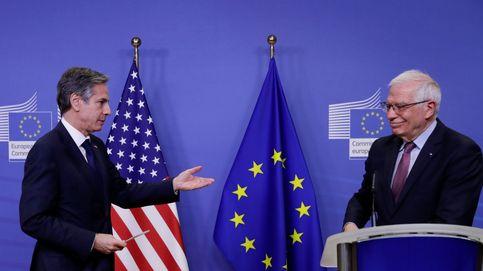 Blinken escenifica en Bruselas la reactivación de las relaciones entre EEUU y la UE