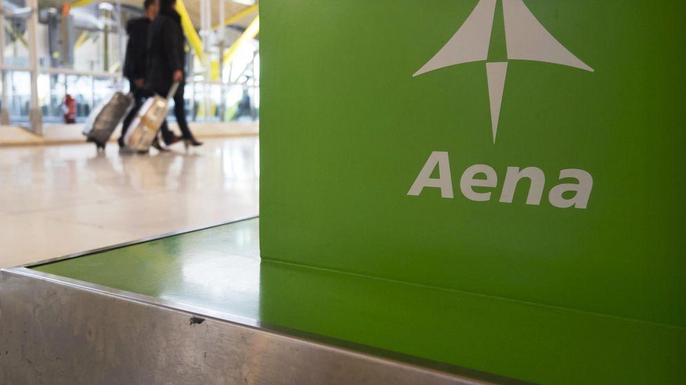 Foto: Aena está sometida a las exigencias de contratación del sector público.