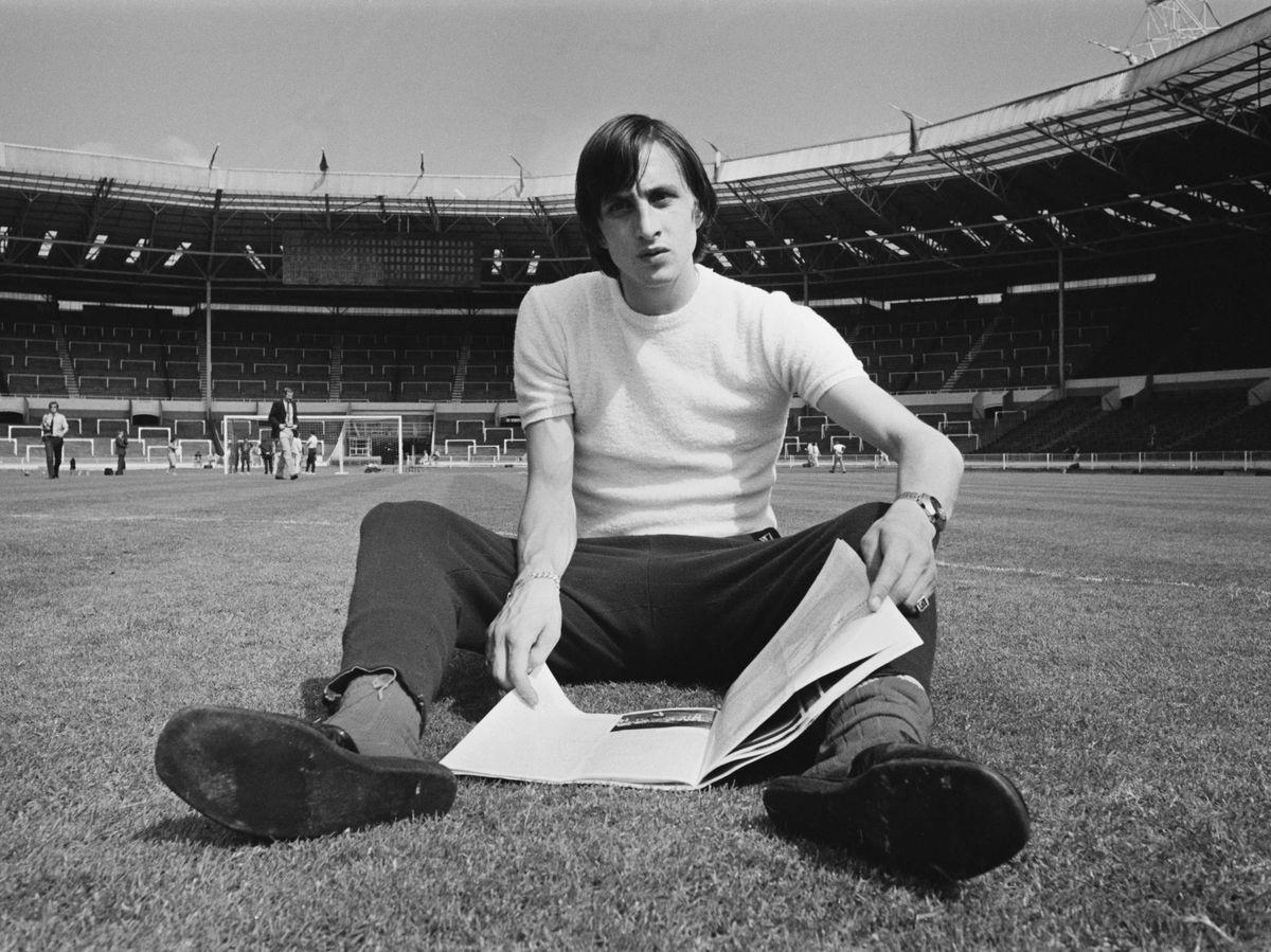 Foto:  Johan Cruyff, en una imagen de archivo. (Getty)
