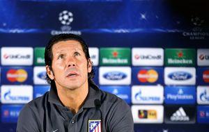 El Atlético teme tanto la baja del 'irremplazable' Costa como el Oporto