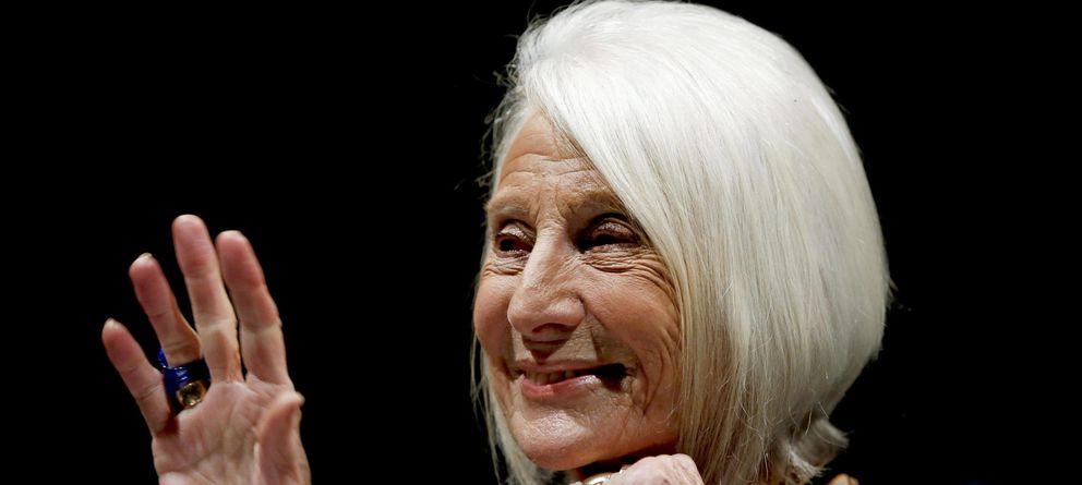 Foto: Soledad Lorenzo, la galerista más importante de los ochenta del arte contemporáneo español. (EFE)
