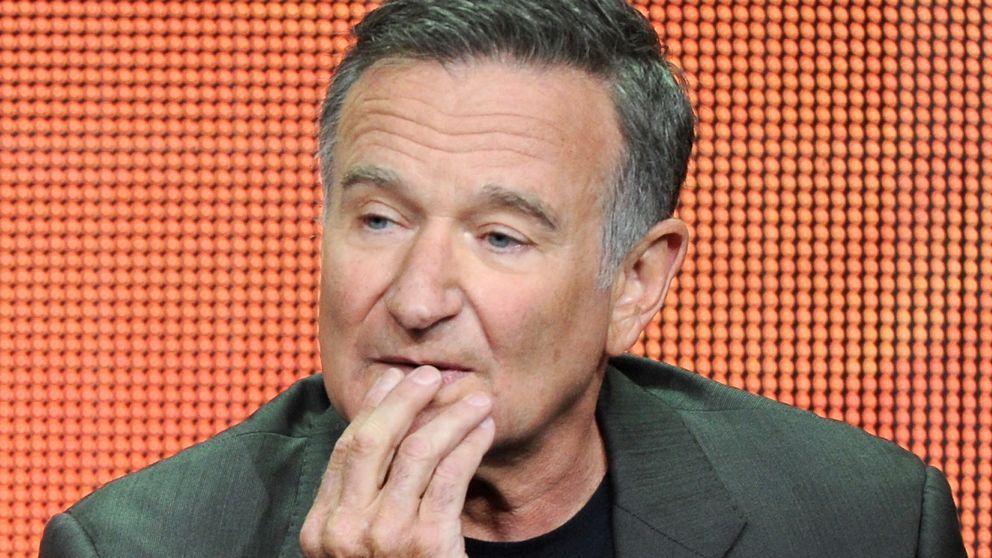 Robin Williams se quitó la vida ahorcándose con su cinturón