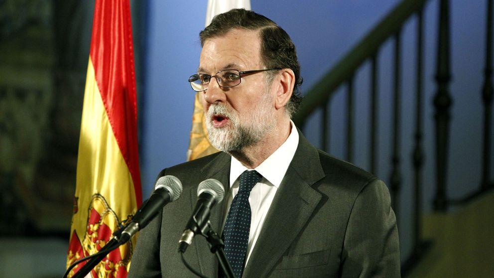 No voy a cesarlos: Rajoy apoya a Catalá y Zoido, criticados por el caso Lezo