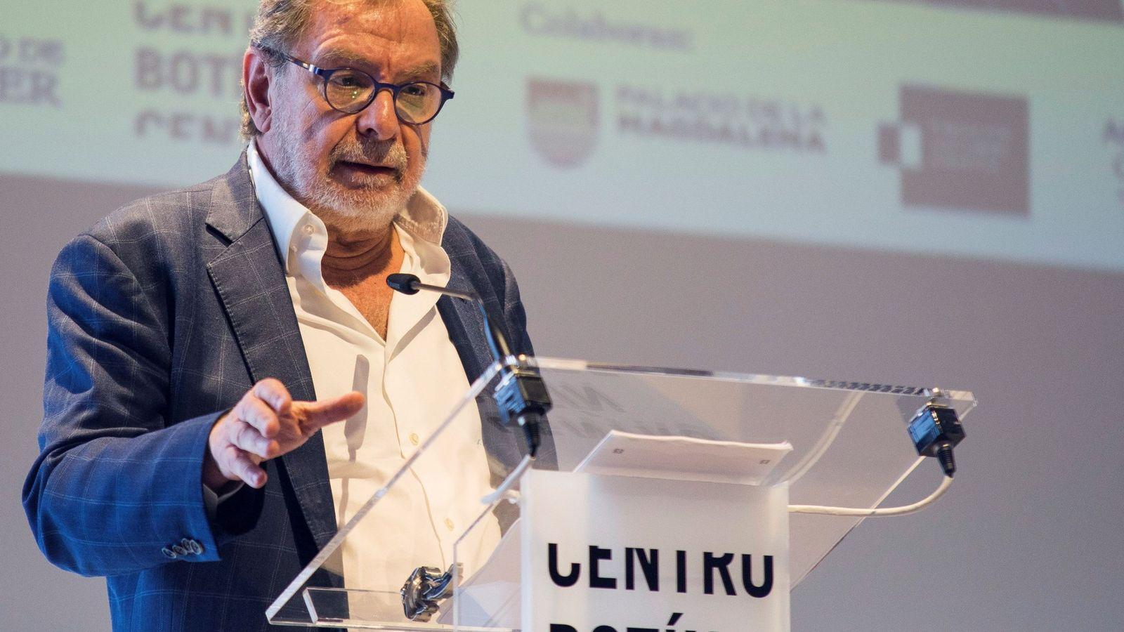 Foto: El expresidente de Prisa Juan Luis Cebrián. (EFE)