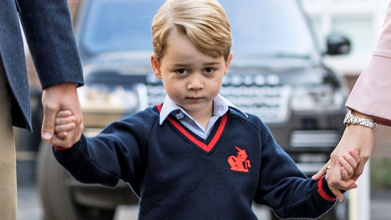 El príncipe George. (Reuters)