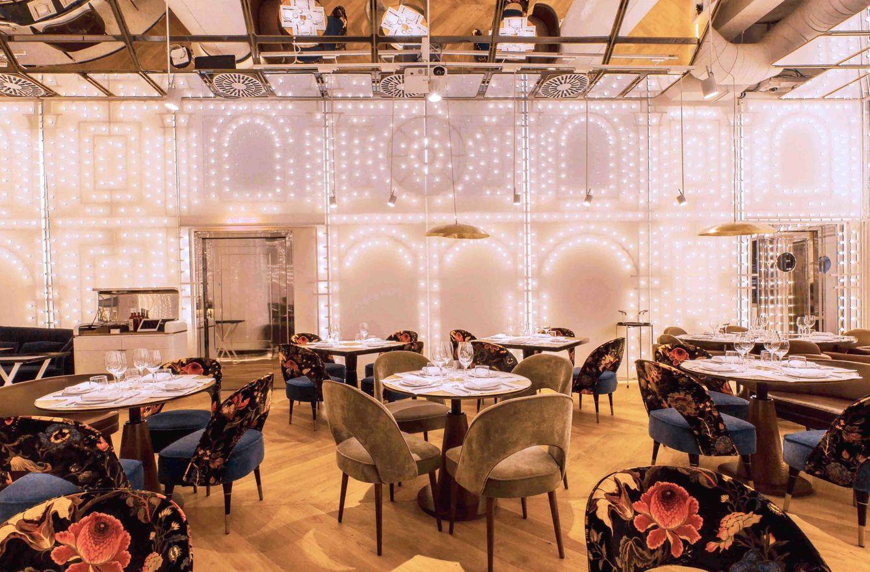 Navidad abiertos por navidad los mejores restaurantes - Restaurantes madrid navidad ...