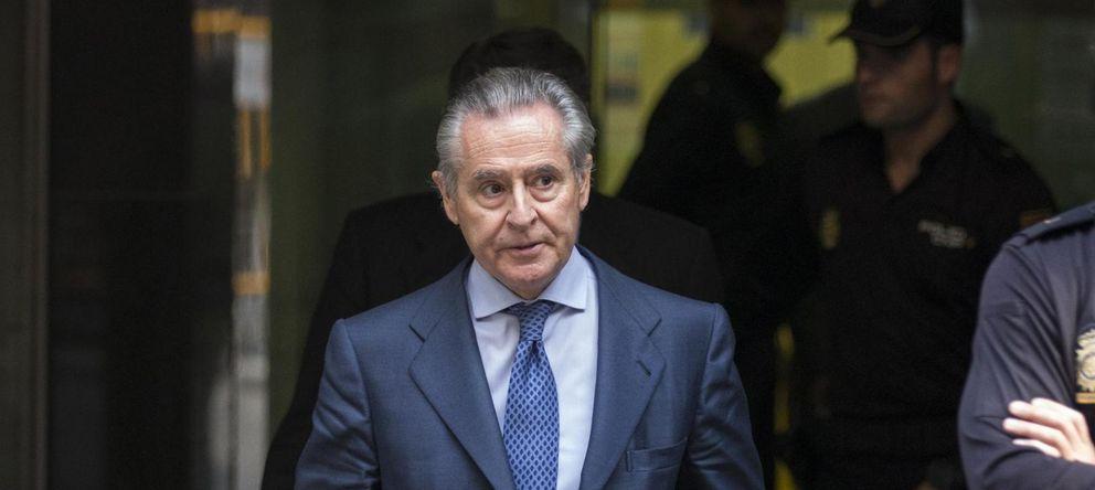 Foto: Blesa a su salida del Juzgado (Reuters)