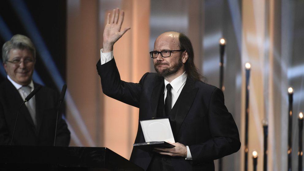 El recadito de Santiago Segura a los Reyes en los Premios Forqué