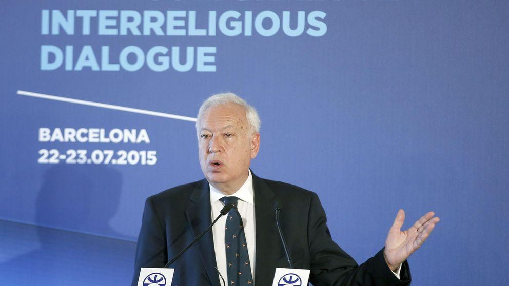 Margallo: A la Unión Europea le preocupa más Podemos que Cataluña