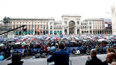 La extrema derecha europea renace en Milán: Da miedo volver a escuchar todo esto aquí