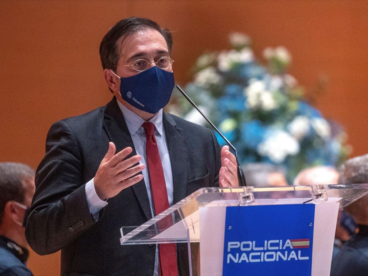 Foto: El ministro de Asuntos Exteriores, Unión Europea y Cooperación, José Manuel Albares. (EFE)