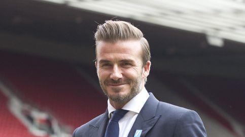 David Beckham amplía su colección de tatuajes gracias a sus hijos