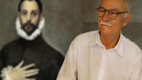 Eduardo Mendoza, fascinado por la tristeza del 'Caballero de la mano en el pecho'