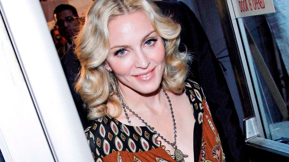 Foto: La cantante estadounidense Madonna. (EFE)