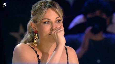 Edurne se rompe en 'Got Talent' con la emotiva petición de una concursante