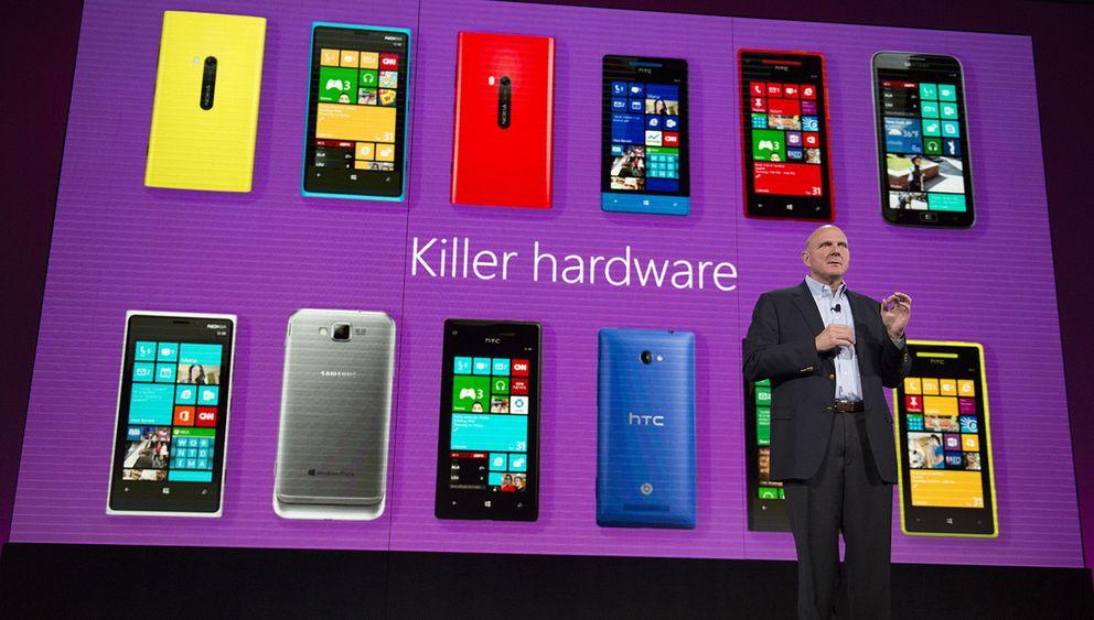 Foto: Microsoft dirá adiós a Nokia como marca de sus móviles