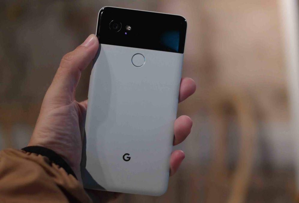 Móviles: Probamos el Pixel 2 XL: este es el primer móvil de Google ...