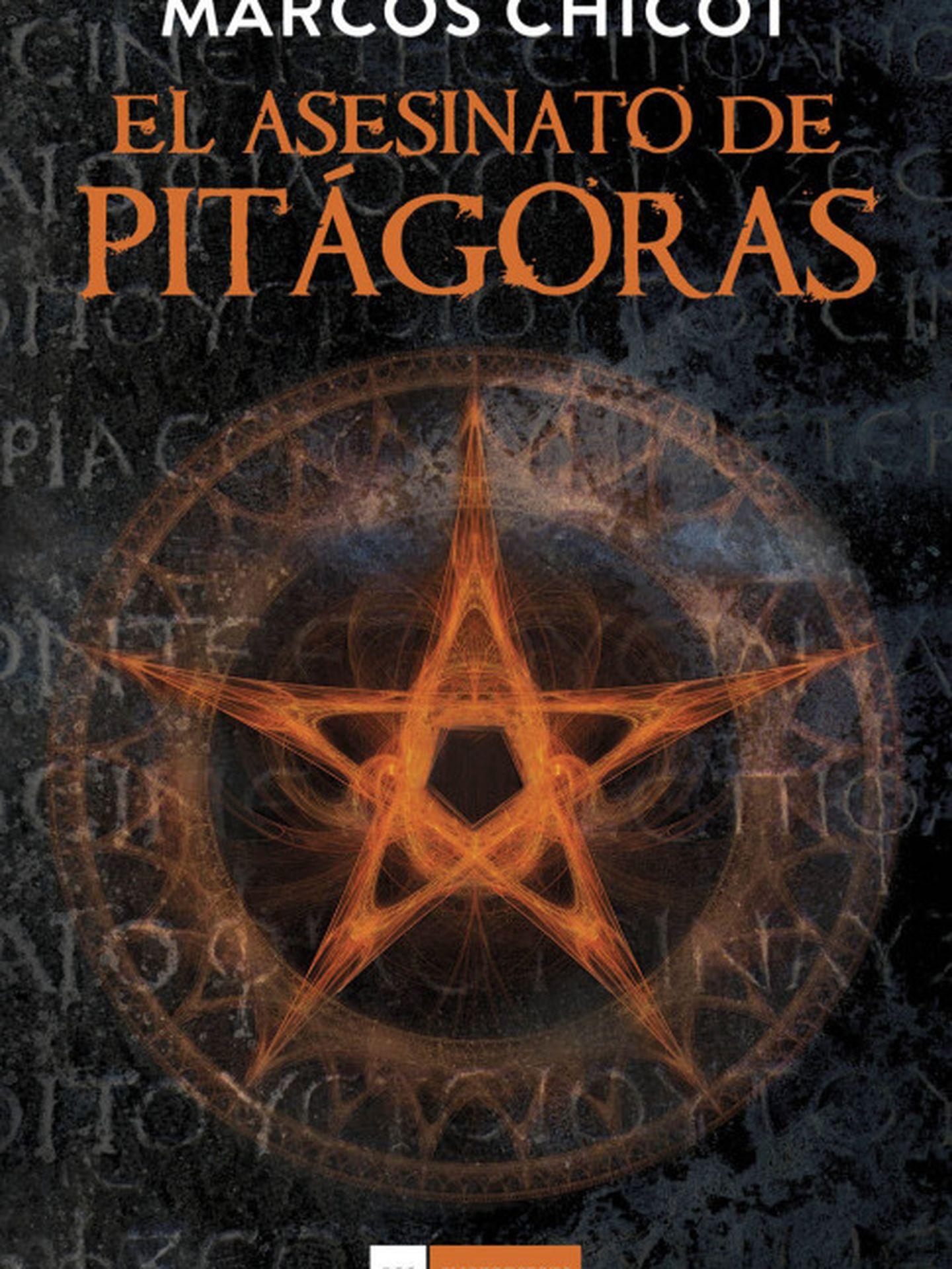 Portada de 'El asesinato de Pitágoras'