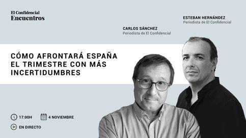 Encuentro con Carlos Sánchez: La economía española en un trimestre clave
