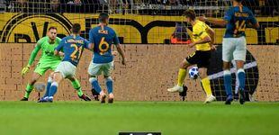 Post de Naufragio del Atlético en Dortmund: la peor derrota de la era Simeone