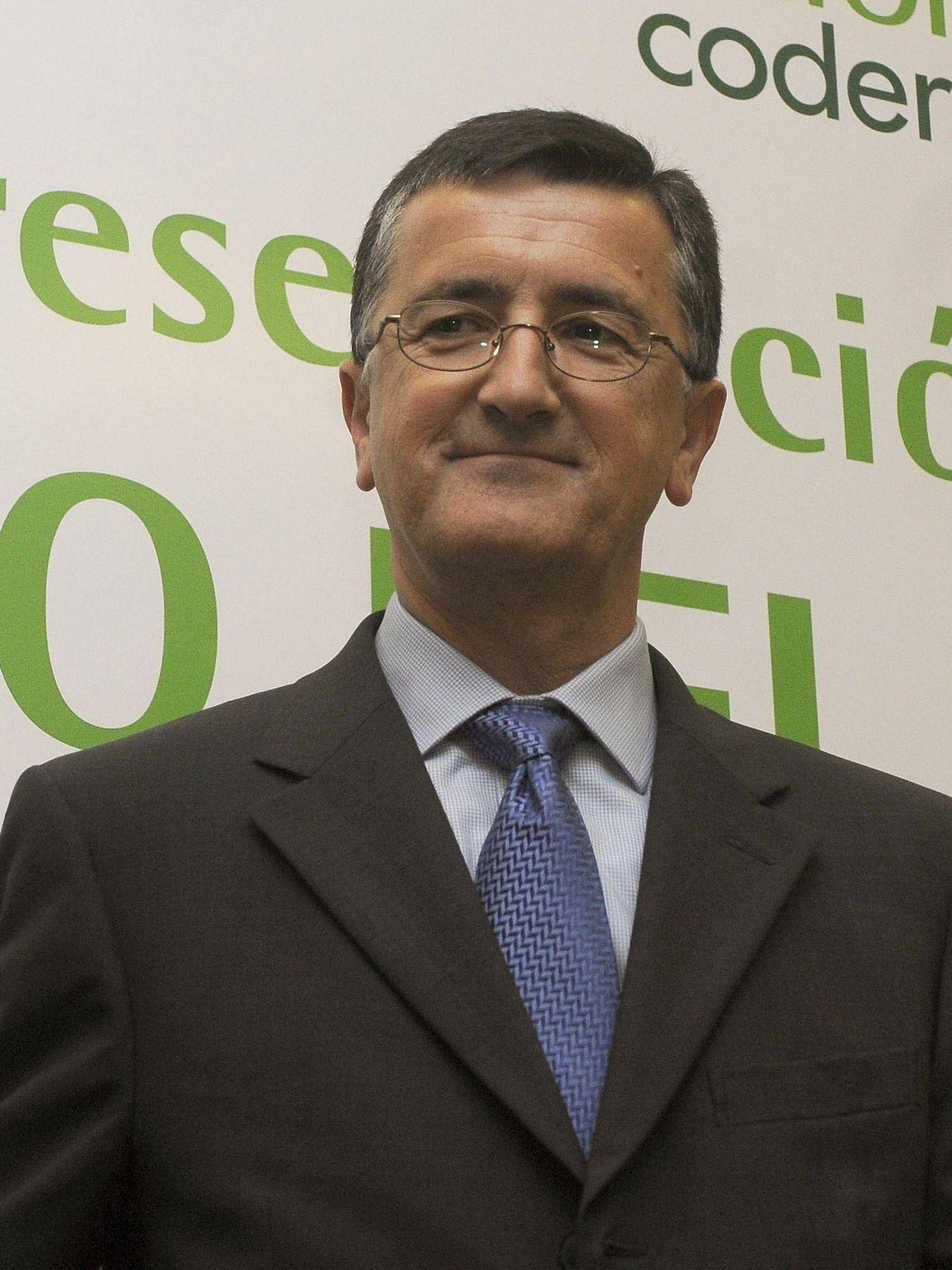 José Antonio Martínez Sampedro. (Efe)