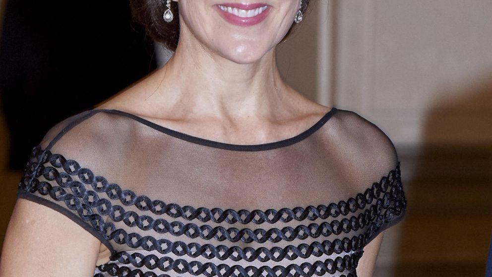La princesa Mary de Dinamarca incorpora una nueva tiara a su joyero