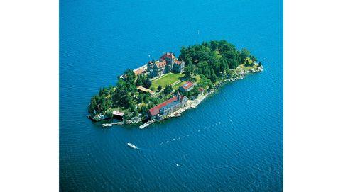 Islas en alquiler: las mejores vacaciones privadas
