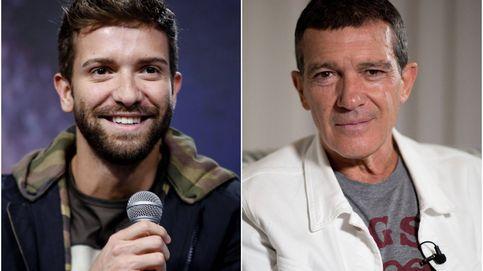 Pablo Alborán y Antonio Banderas donan 200.000 euros para un respirador español