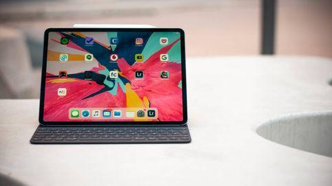 He probado el nuevo iPad Pro: puede ser una bestia de portátil (si Apple quiere, claro)