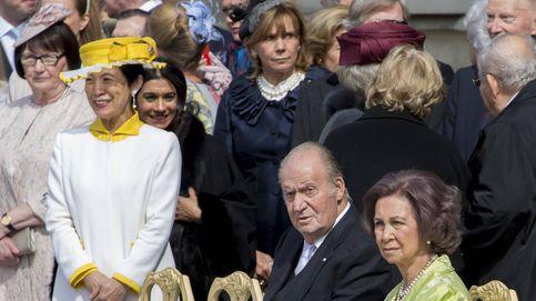 Los Reyes eméritos, más juntos (¿y revueltos?) que nunca en la agenda oficial
