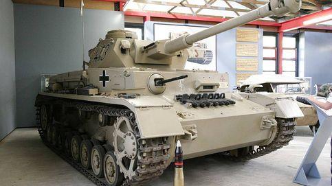 Alemania juzga a un octogenario por ocultar un tanque nazi en el sótano de su casa