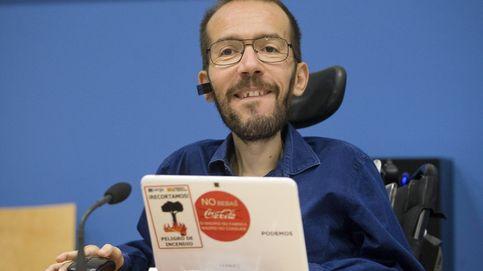 Echenique, sobre el posible acuerdo con el PSOE: Está encima de la mesa