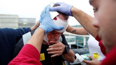 Las protestas por la sentencia dejan 131 heridos en Cataluña