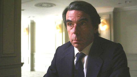 Aznar 'señala' a Antonio García Ferreras a cuenta de los atentados del 11M