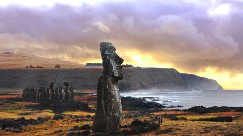 La teoría que explica el significado de los misteriosos moai de la isla de Pascua