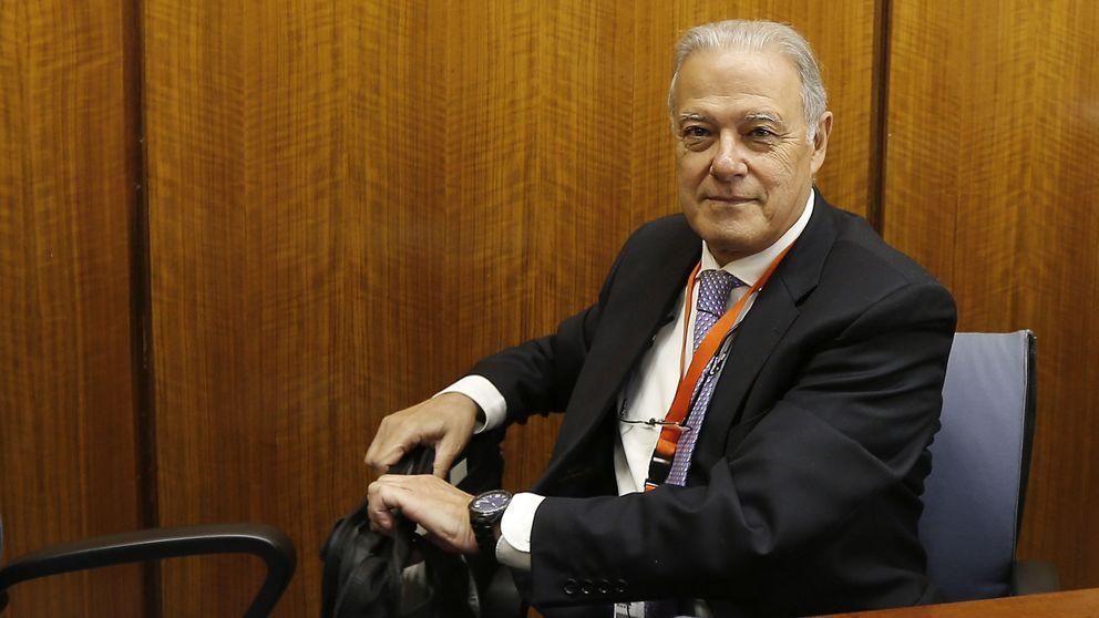 La trama criminal del 'capo' andaluz de los cursos: desvió el 50% de los fondos