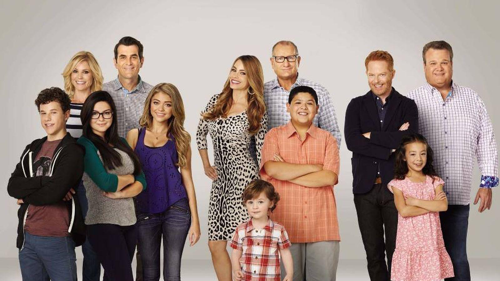 Foto: 'Modern Family' terminará con su temporada 11. (ABC)