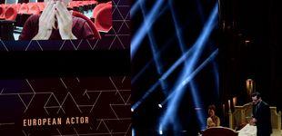 Post de Antonio Banderas recibe el premio al mejor actor europeo por su papel en