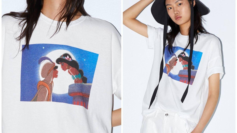 Camiseta de Zara. (Cortesía)
