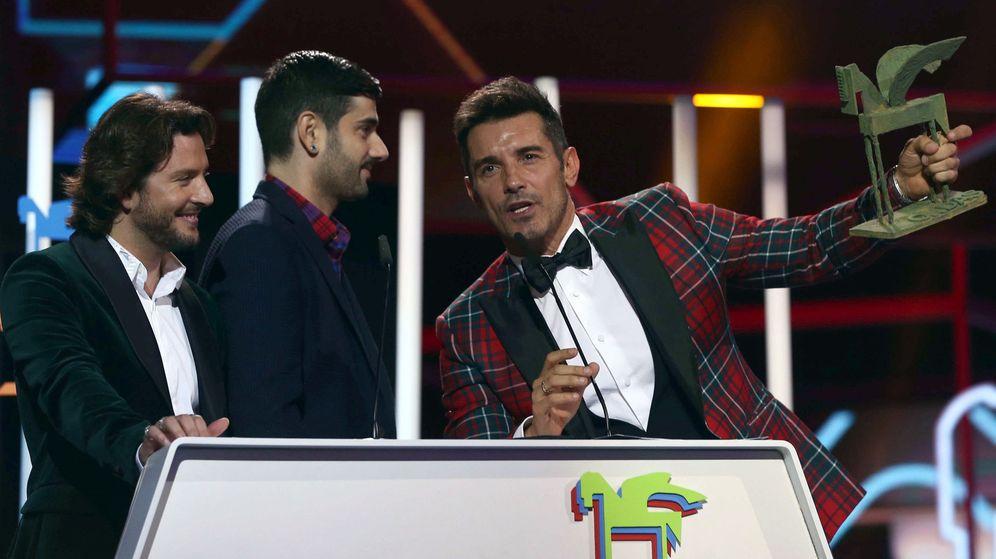 Foto: Ceremonia de los Premios Ondas en 2016. (EFE)