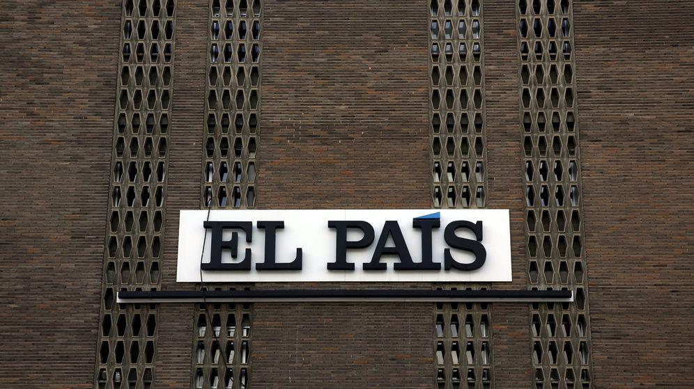 Foto: Fachada de la redacción de 'El País' en Madrid. (Reuters)
