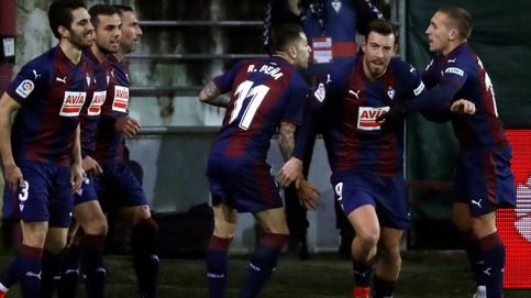 Eibar - Rayo Vallecano: horario y dónde ver en TV y 'online' La Liga