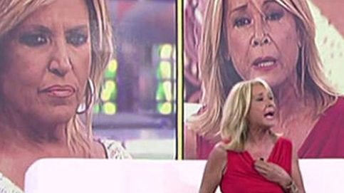 La temida Mila regresa a 'Sálvame' atacando sin tregua a Lydia Lozano