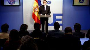 Rajoy, muévete