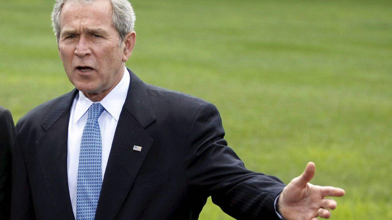 El expresidente norteamericano George W. Bush. (EFE)