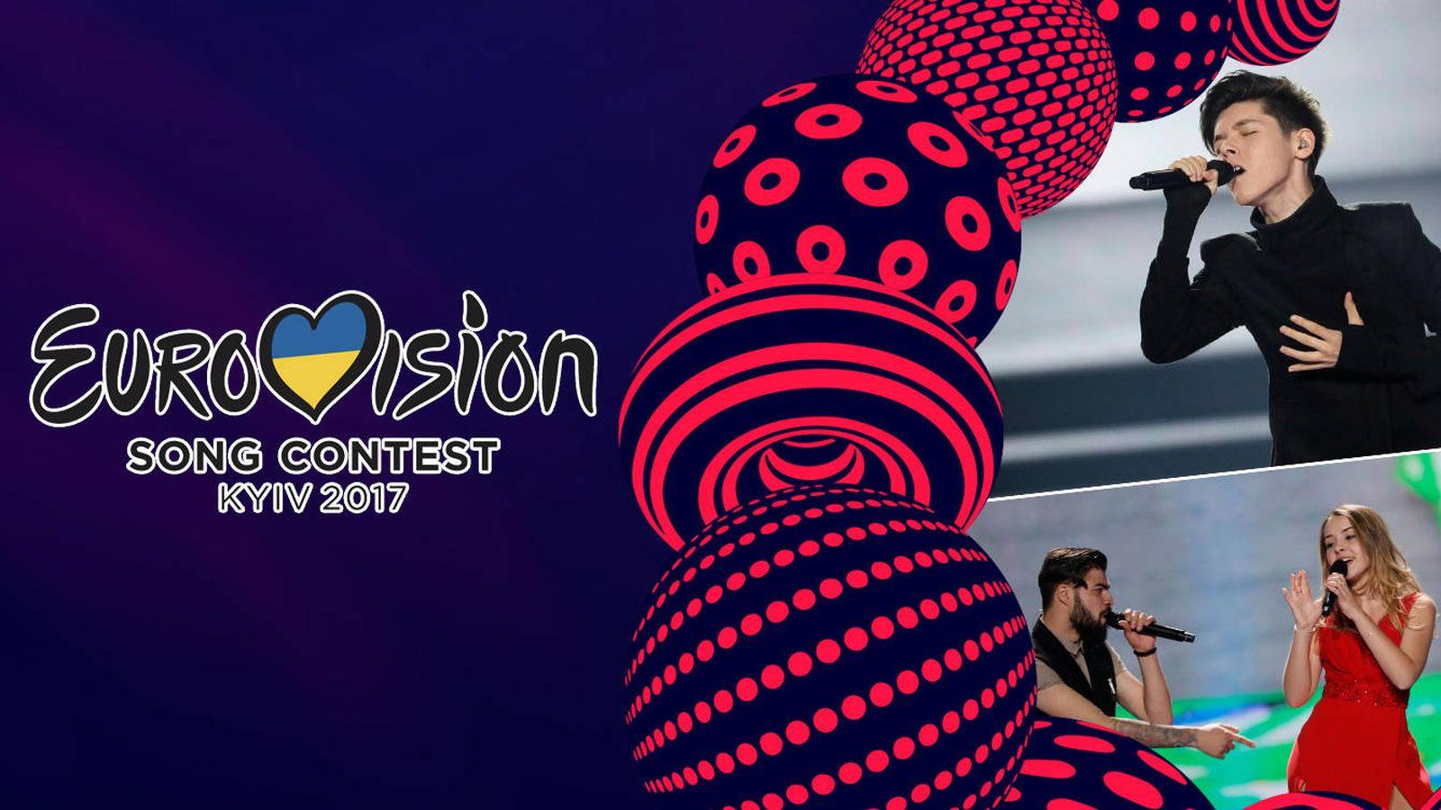 Foto: Bulgaria y Rumanía estarán en la gran final de Eurovisión 2017.