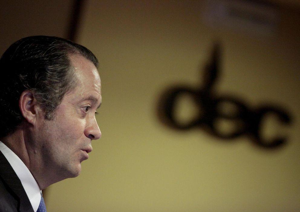 Foto: El presidente del grupo Banesco y vicepresidente de Abanca, Juan Carlos Escotet (EFE)