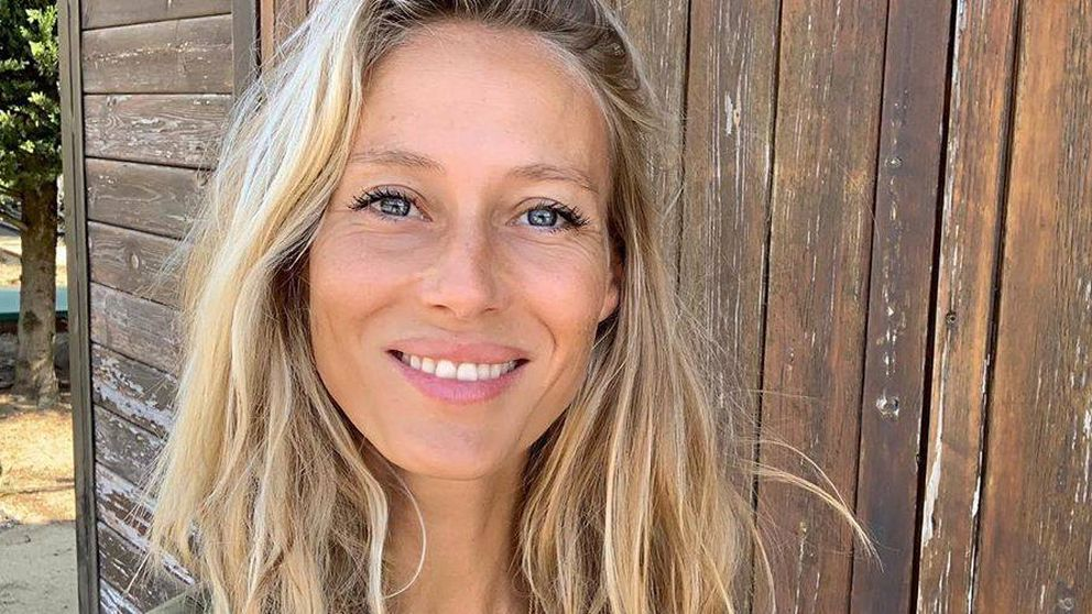 El look de aire sesentero 'glamsual' de Vanesa Lorenzo