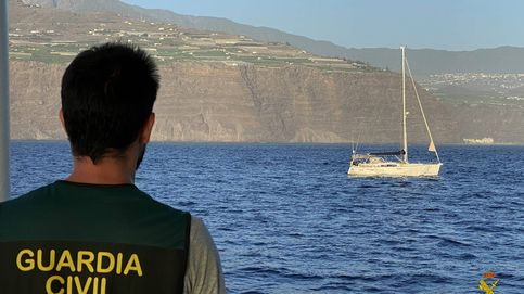La Guardia Civil intercepta un velero croata con una tonelada de cocaína